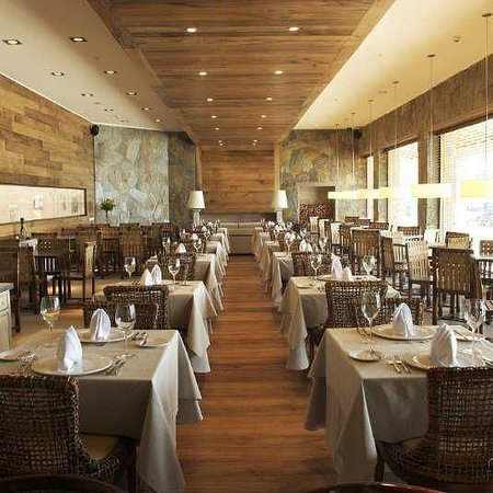 Radisson Hotel Puerto Varas: Restaurante Balandra