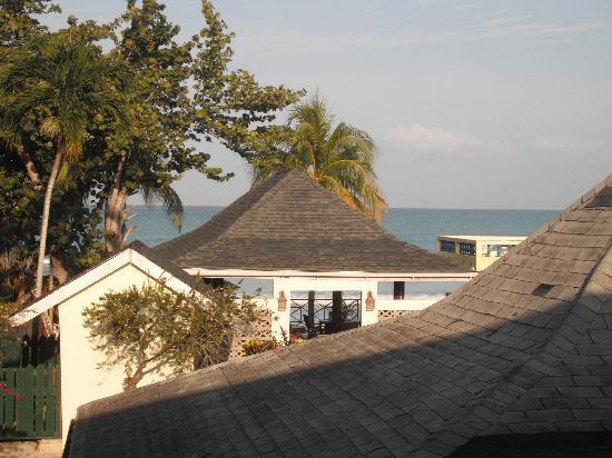 White Sands Negril: view from room