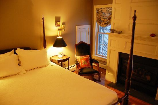 Inn at Green River: Bedroom