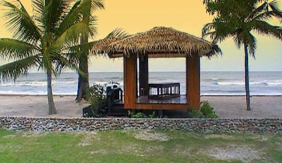 Tuaran Beach Resort: Lemongras Spa & Massage.