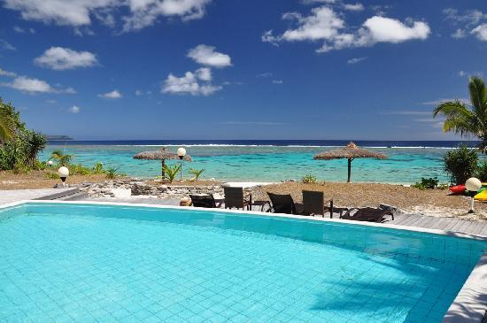 Mare, New Caledonia: piscine