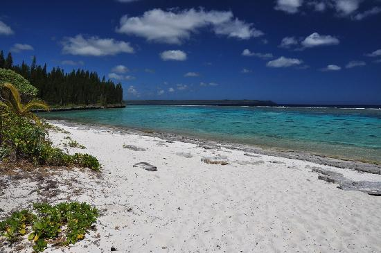 Mare, New Caledonia: plage