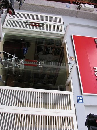 Especen Hotel: Especen 26 Ngo Huyen St.