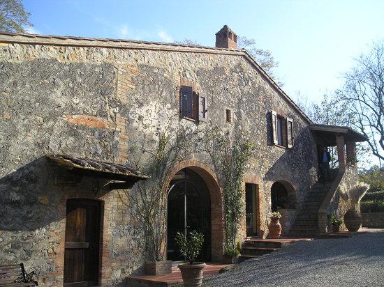 Villa Baciolo: Villa