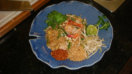 Blue Elephant Cooking School: Pad Thai