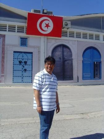 Bilde fra Tunis