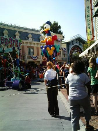 Disneyland Park: The Parade
