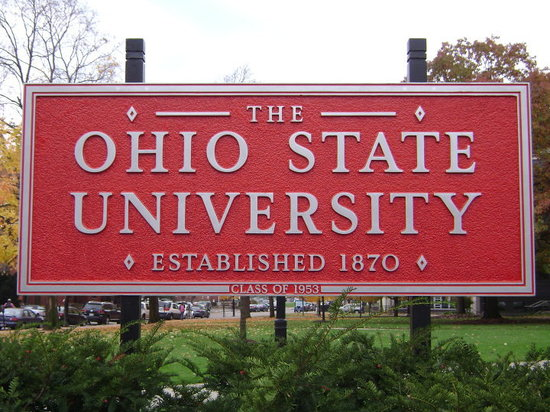 Help getting into Ohio State University?