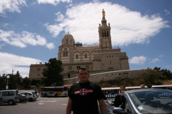 Basilique Notre Dame de la Garde: Marseilles, France