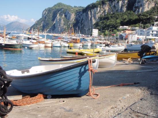 Анакапри, Италия: Isle of Capri