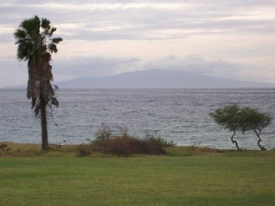 Kihei, HI: the wather... it was cloudy that day