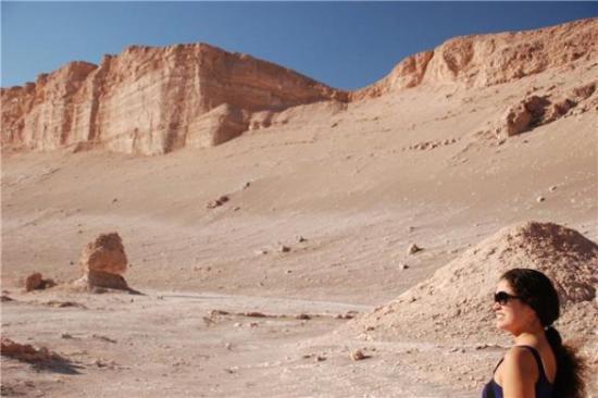 Valle de la Luna - Valle de la Muerte: Atacama - Valle de La Luna
