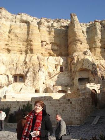 Kayseri, Turkey: Las cuevas de la Cappadocia