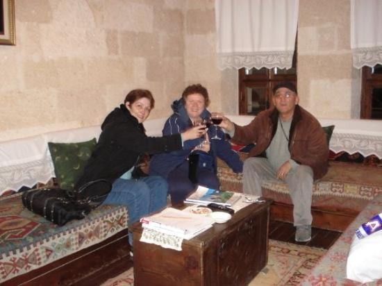 Kayseri, تركيا: Hotel Yunak Evleri