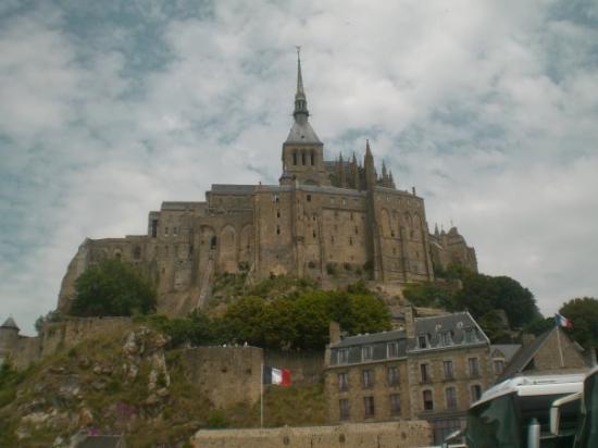 Mont-Saint-Michel, Frankrike: Mont Saint Michel