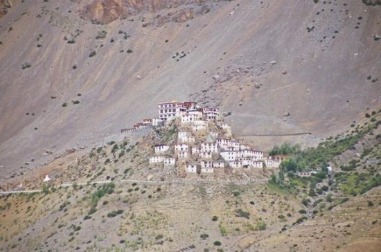 Kaza, India: Kye Monastery