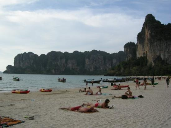 Krabi, Thailand: Railay, Thailand
