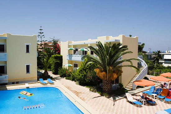 Photo of Mediterranea Apartments Kato Daratso