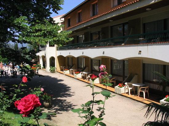 Hôtel Le Mas Fleuri