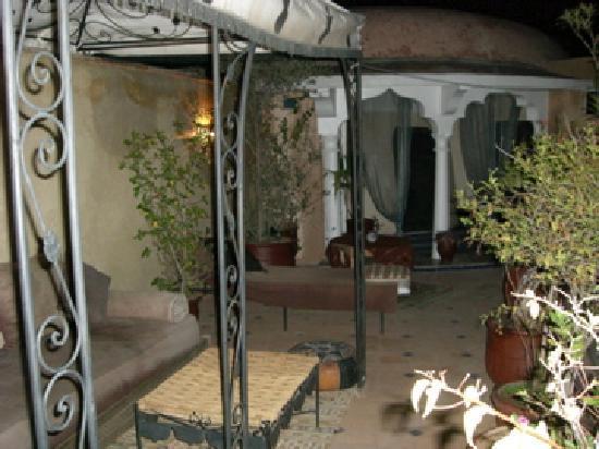Riad Dollar Des Sables: Terrasse