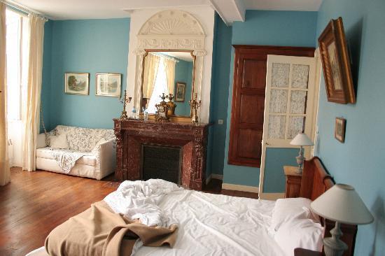Maison Darthezenea : la habitación Erdoya