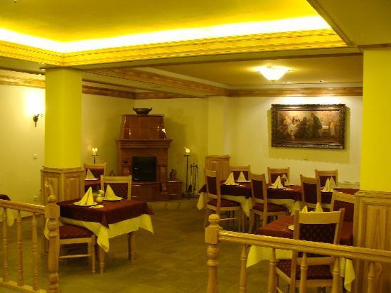 Pensiunea Manoir Mignon: restaurant