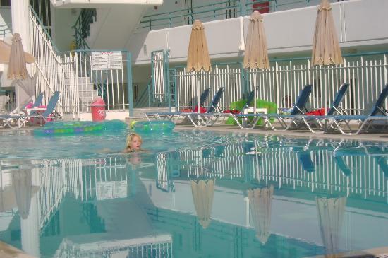 Tigaki, Grekland: Pool