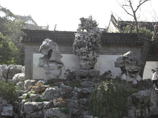 Yu Garden (Yuyuan): 豫園③