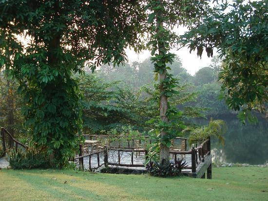 Xanadu  2008: La terrasse sur la riviere