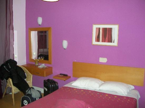Residencial Sul-Downtown: camera matrimoniale con bagno
