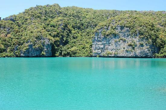 Bo Phut Resort & Spa : Ang Thong National Park