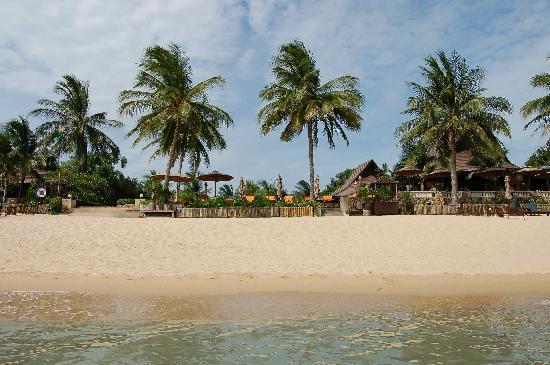 Bo Phut Resort & Spa : La plage