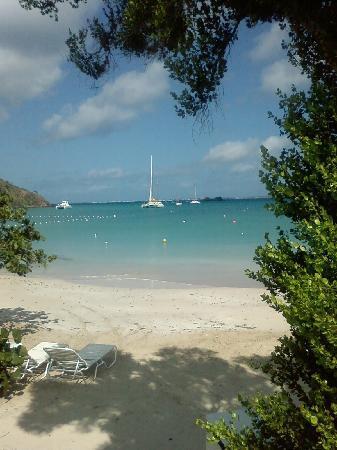 Hotel Riu Palace St Martin: La plage