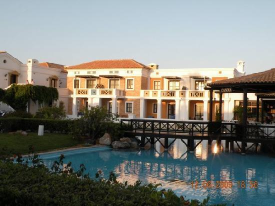 Aldemar Royal Mare Thalasso Resort: Uno scorcio...
