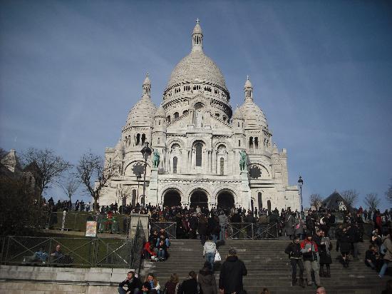 Paris, Frankrike: Le Montmarte