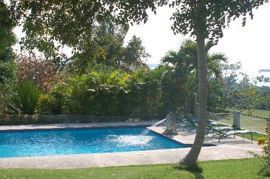 Hacienda Tamarindo: The pool