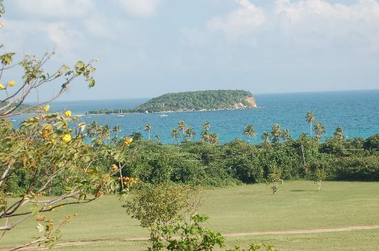 View from the Hacienda Tamarindo