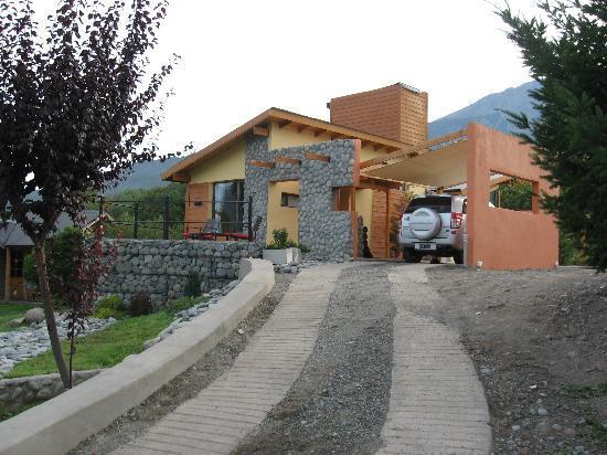 Cabanas La Montana: Nuestra cabaña