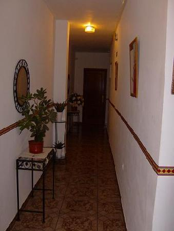 Hostal Virgen del Rocio: Pasillo 1 planta