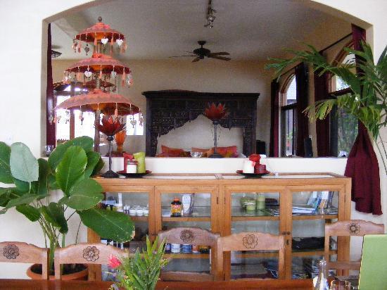 Anamaya Resort & Retreat Center : Inside the main building