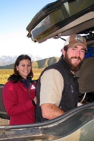 Jackson Hole Eco Tour Adventures: Taylor, our guide