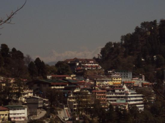 Sterling Mussoorie: see Himalayas from the Circular Road!!