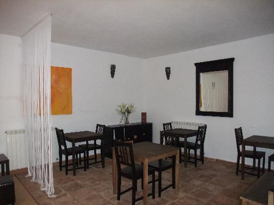 El Cielo de Canar: Dining room