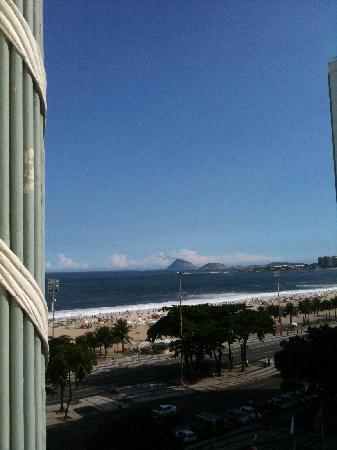 Belmond Copacabana Palace: Copacabana Beach View