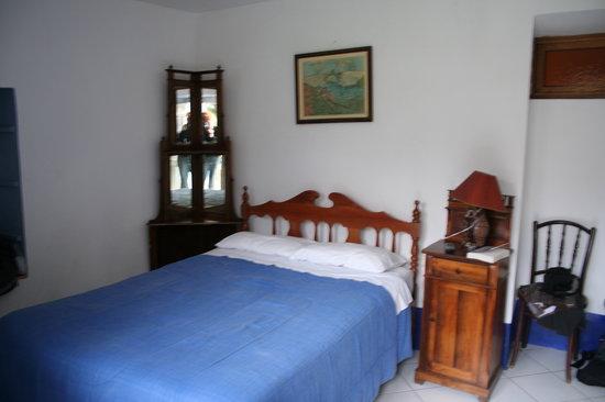 Caraz, Peru: chambre matrimoniale