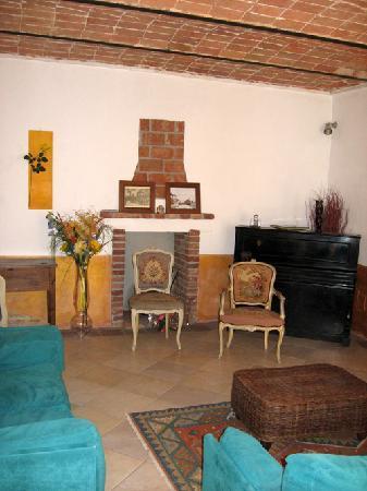 Serravalle, Italie : Area relax