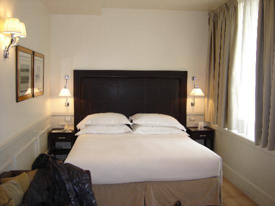 Grand Hotel Sitea : Camera deluxe