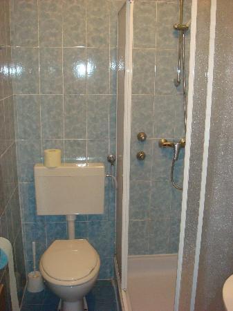Vila Stosic: WC