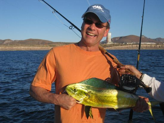 Leo's Baja Oasis: Great fishing