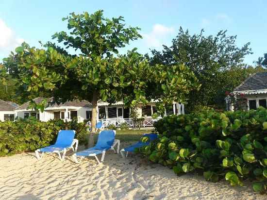 Hawksbill by Rex Resorts: Beach just a short walk away